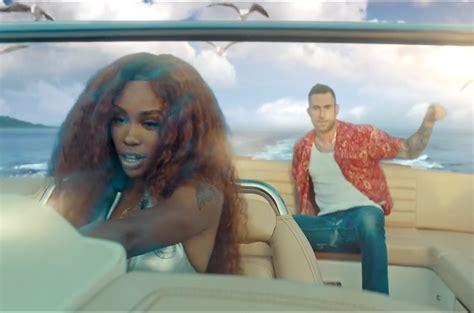 maroon 5 billboard maroon 5 s what lovers do video with sza watch billboard
