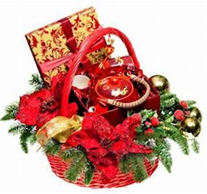 Christmas Themed Gift Baskets Dot Women