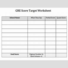 What Is A Good Gre Score? A Bad One? An Excellent One?
