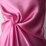 pink satin fabric pure silk bright pink satin 85g …