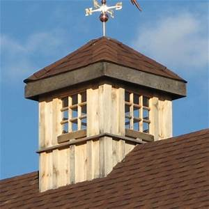 Large window cupola for Cupola windows