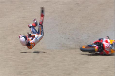 Scroll down to read the latest news from the. All angles and team reactions of Marquez' horrendous crash ...