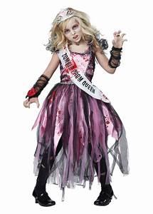 Zombie Prom Girls Costume - Zombie Costumes