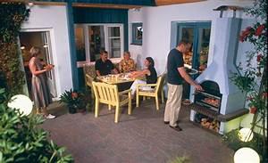 grillkamin bauen grilltechnik grillsysteme selbstde With französischer balkon mit pizzaofen für den garten selber bauen
