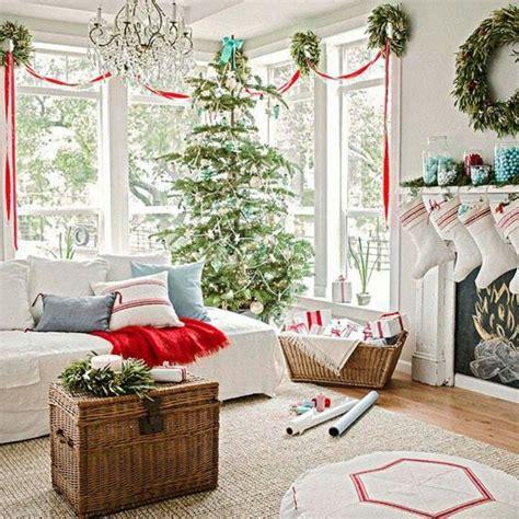 dreamy christmas living room decor ideas digsdigs