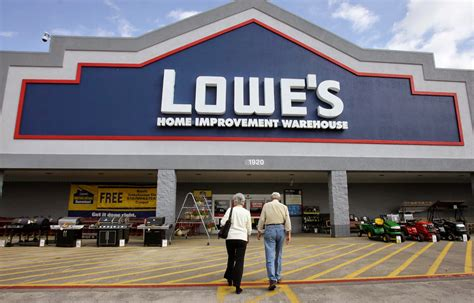 Lowe's Closes .95 Million Property Purchase In Wlr