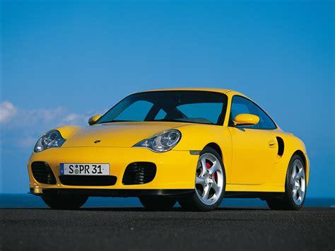PORSCHE 911 Turbo (996) - 2000, 2001, 2002, 2003, 2004 ...