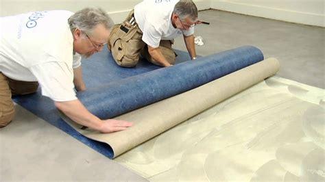 armstrong flooring forbo marmoleum sheet installation