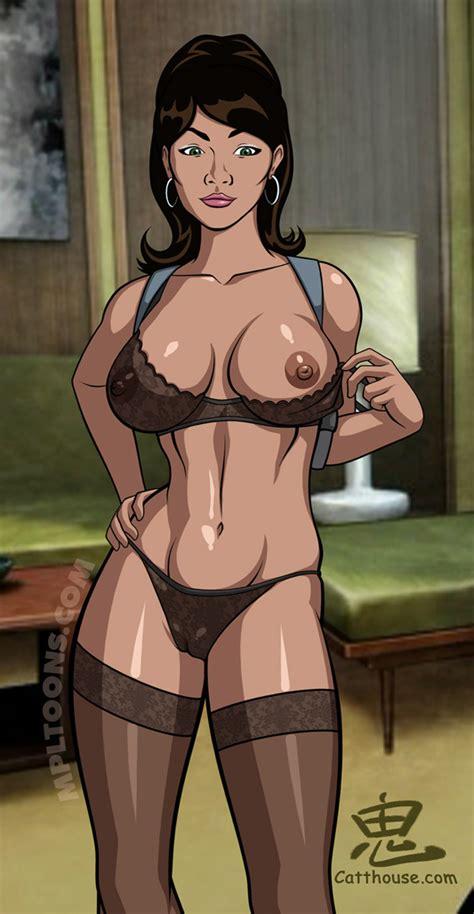A Hot Lana Kane Lingerie Pic Lana Kane Nude Pics Luscious