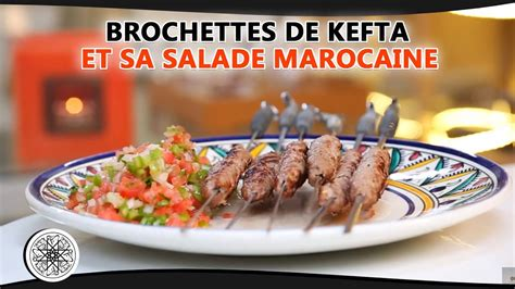 cuisine de choumicha choumicha cuisine marocaine brochettes de kefta et sa