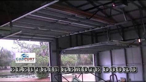 storage buildings    steel storage garage