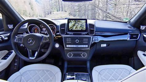 mercedes gls review price release date interior
