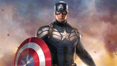 captain america artwork wallpapers hd wallpapers id