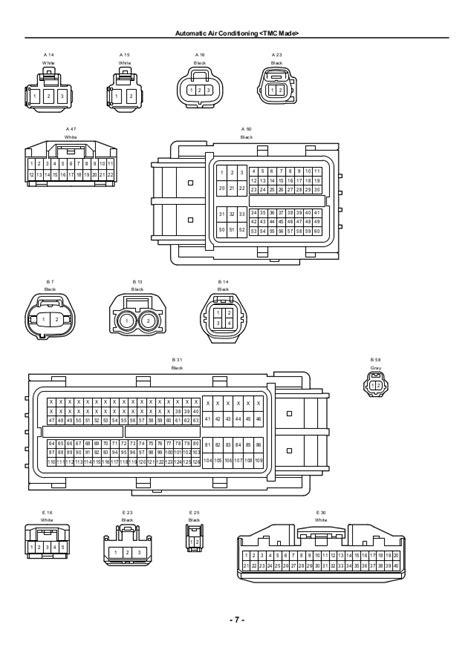 2009 2010 toyota corolla electrical wiring diagrams 51