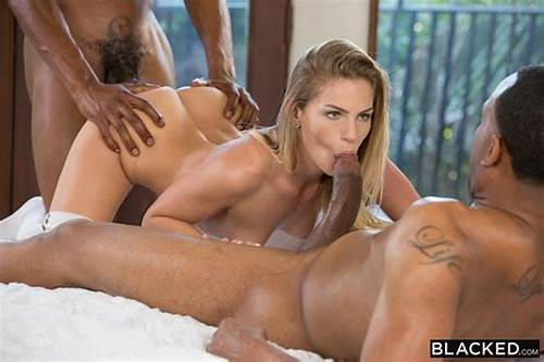 Chicks Getting Fun With Three Dicks #Blonde #Teen #Experience #With #Two #Hot #Black #Men