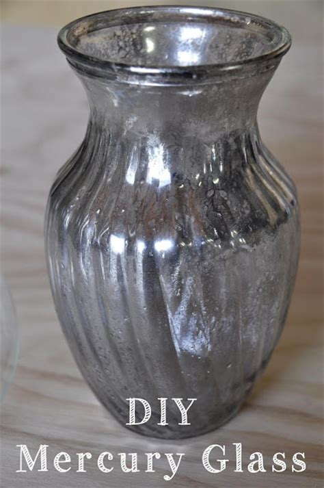 Diy Mercury Glass Vases - keeping up with the jayneses diy mercury glass vase