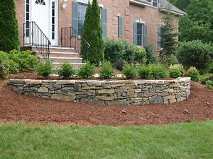 Retaining wall designs ideas landscaping stone