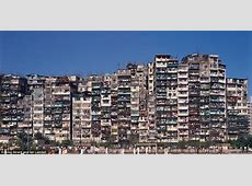 Kowloon Walled City The Most Densely Populated Land in