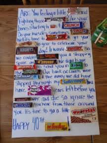 Chocolate Candy Bar Poems