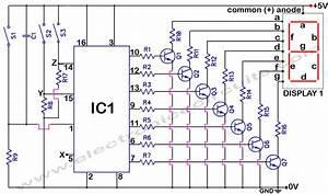 Led - 7-segment Common Anode