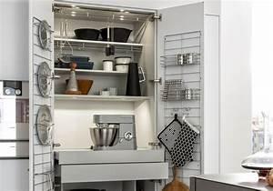 toutes nos astuces deco pour amenager une petite cuisine With idee deco cuisine avec grand lit