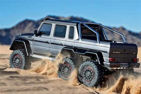 Mercedes x class 6x6 custom is pickup of your nightmares. 7 Best 6x6 Trucks You Can Actually Buy
