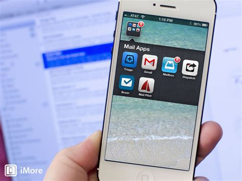 best iphone email app best email apps for iphone mailbox triage boxer and