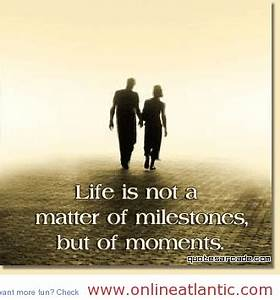 2013 January 26... Matter Of Life Quotes
