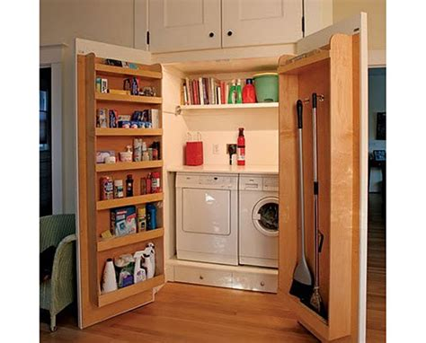 kitchen storage nz 11 clever ways to conceal your laundry stuff co nz 3161