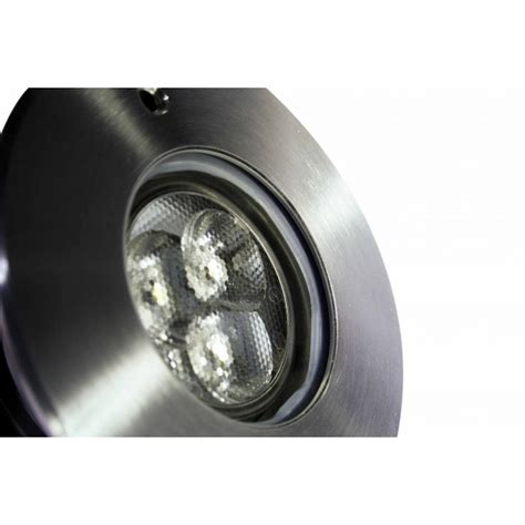 led outdoor recessed light 9w