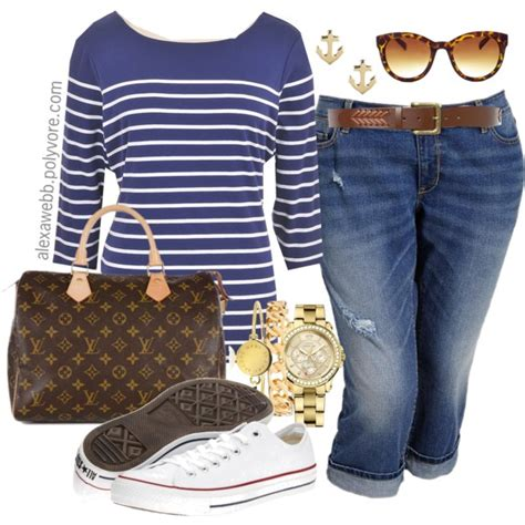 20 Cool Plus Size Outfits Polyvore for try this Summer 2015