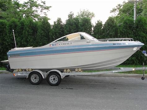 Used Cobalt Boats Ebay by Cobalt 21 Br 1986 For Sale For 1 Boats From Usa