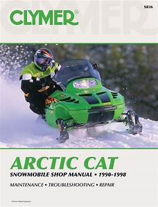 Arctic Cat Snowmobile  1990