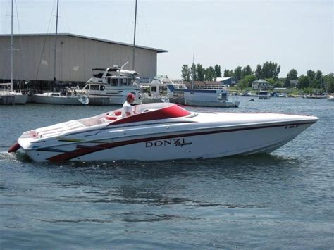 Donzi Boats Top Speed by 1998 Donzi 33 Zx Daytona Powerboat For Sale In Virginia