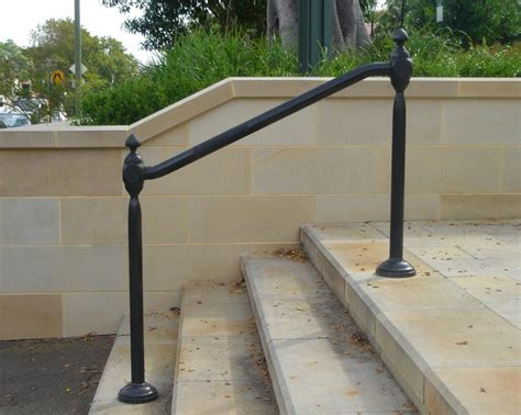 Wrought Iron Handrails For Outdoor Steps How Much Do