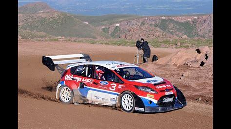Ford Fiesta R5 Rally Car (onboard)
