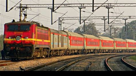 Delhi To Mumbai Train Delhi To Mumbai In 13 Hours Railways To Launch New