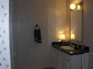 How to update vinyl walls in mobile homes mmhl for Cleaning bathroom walls before painting
