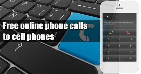 Free Calls To Mobile Phones by Free Phone Calls To Cell Phones Ievaphone