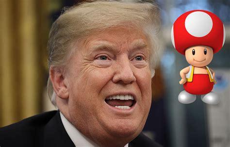 Donald Trump's penis looks like Toad | Girlfriend