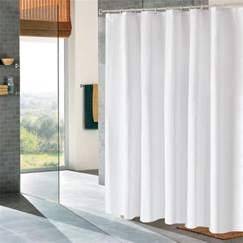 180x200cm high quality terylene waffle shower curtain