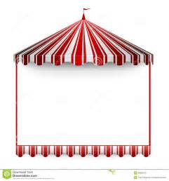 Circus Tent Border Clip Art
