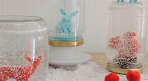 Fabriquer Boule à Neige Glycérine : boule de noel fait maison des boules de sapin fabriquer ~ Zukunftsfamilie.com Idées de Décoration