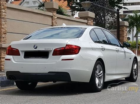Bmw 528i 2014 M Sport 20 In Penang Automatic Sedan White