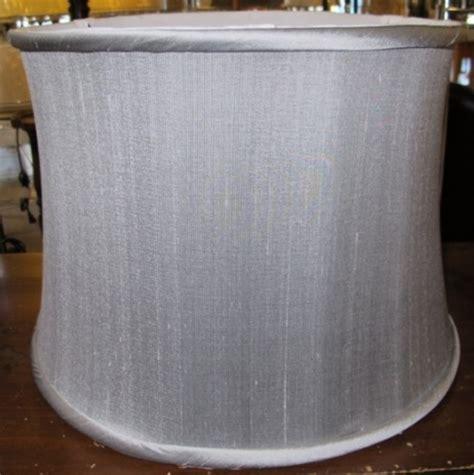 grey drum shade drum l shades 1488