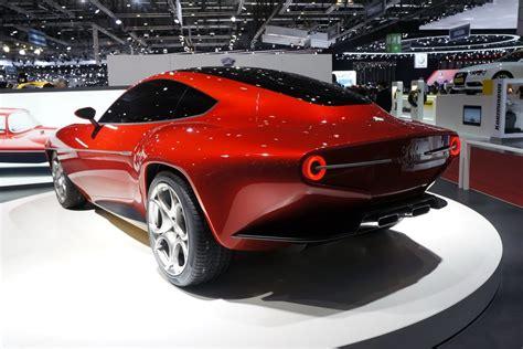 Disco Volante Touring Superleggera Dances To The Tunes Of The Alfa Romeo