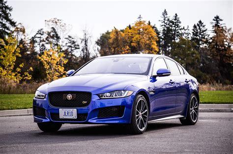Review 2018 Jaguar Xe S  Canadian Auto Review