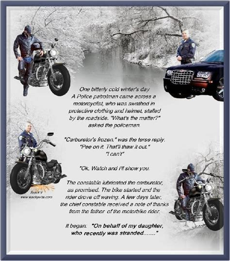 Funny Quotes About Motorcycles Quotesgram