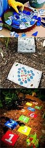 100 Outdoor Stepping Stones At Home Stepping Stones