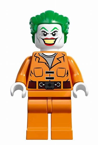 Lego Batman Joker Arkham Asylum Breakout Heroes